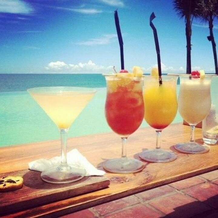 **good drinks to make in the heat of summer** #delicious#alcohol#multicolor