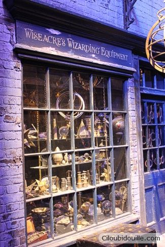 Studio Harry Potter – Londres en famille | Ciloubidouille