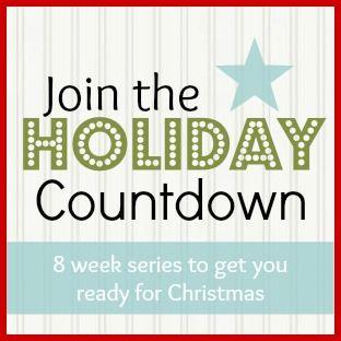 Join the Holiday Countdown Series 2013- weekly plans and free printables to keep you on track.  #printable #Christmas #HolidayCountdown