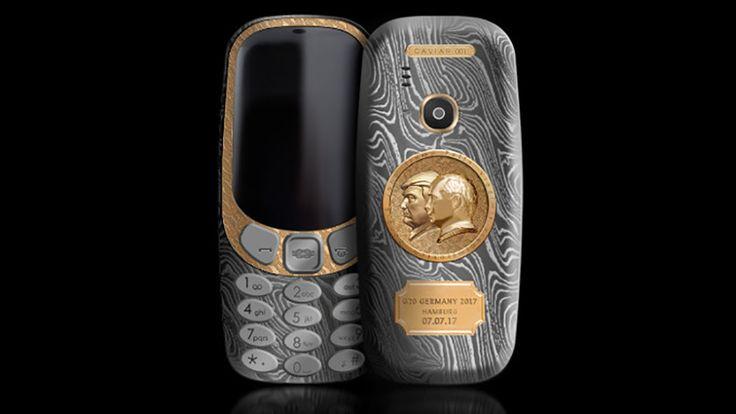 Il vertice del G20 che si terrà nella città tedesca di Amburgo ha attirato molta attenzione, sia per le potenze coinvolte che per le polemiche che seguono sempre tali eventi. Per cercare di capitalizzare su quanto sta accadendo, la società di personalizzazione russa dei telefoni, Caviar, ha...