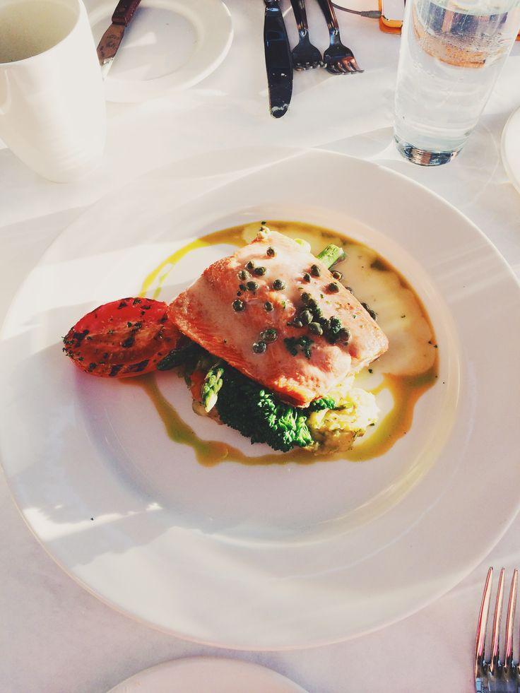 Fresh BC Salmon. | http://allermanger.me