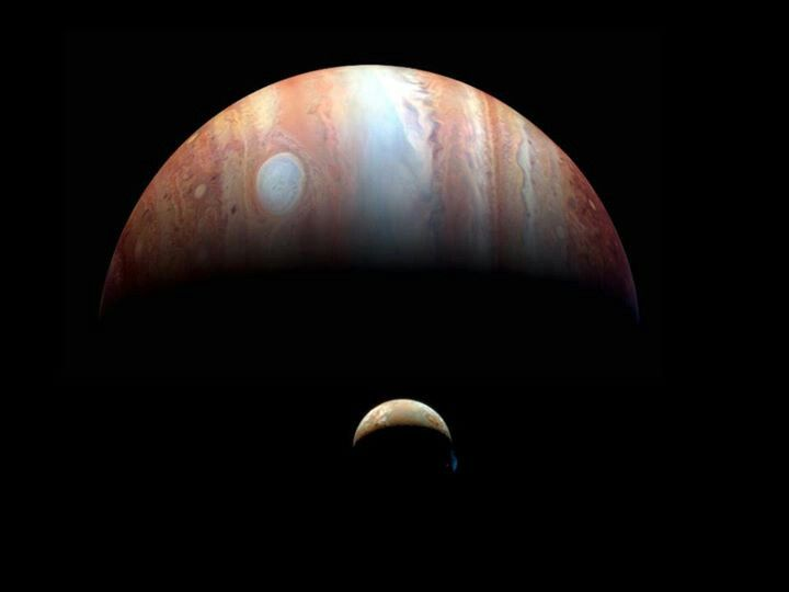 Io & Jupiter!!! *_*