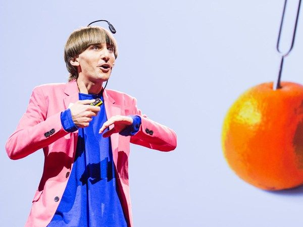 Neil Harbisson: I listen to color | TED Talk | TED.com