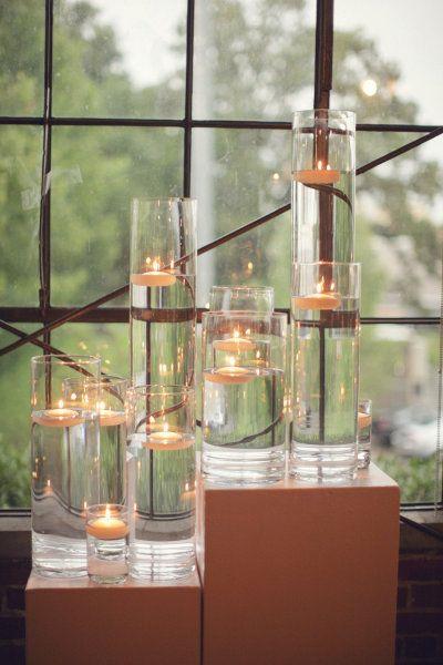 interestingDecor Ideas, Boldamerican Com Floralsoci, Floating Candles, Paperlilyphotography Com, Candles Centerpieces, Events Design, Church Decor, American Events, Design Flower