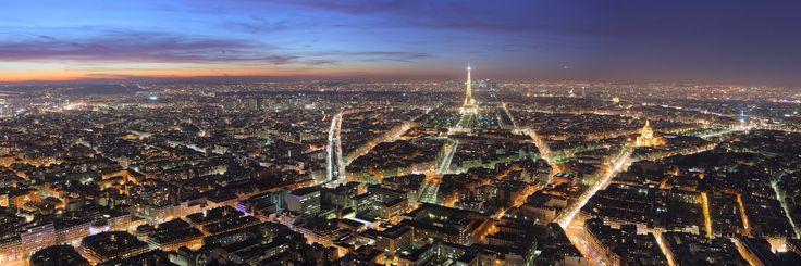 #Paris, der #Eiffelturm -- Bild: Benh LIEU SONG -- bfirstatdow.com