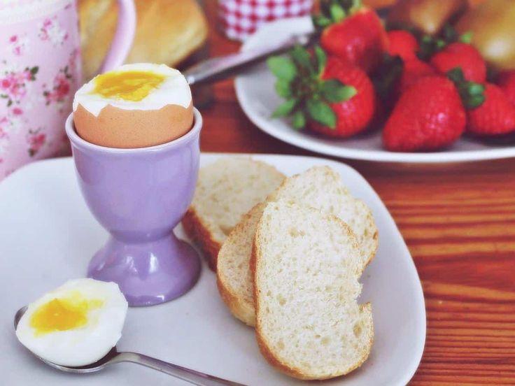 Huevo también para niños