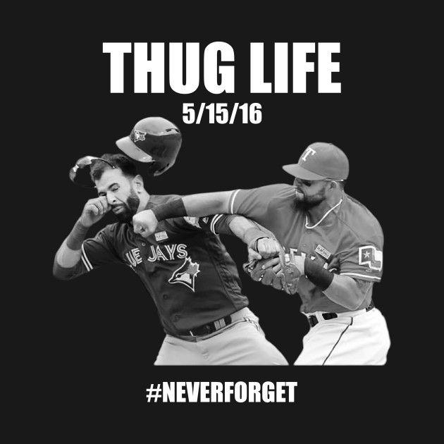 Awesome 'Thug+Life' design on TeePublic!