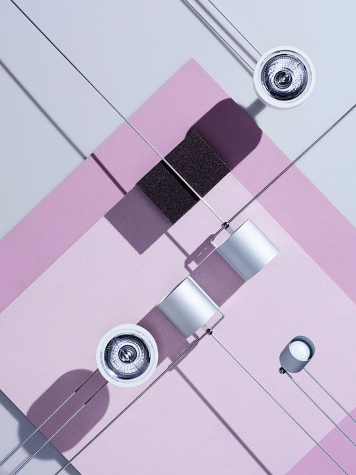 FLOS Lighting by Carl Kleiner #Creative #Photography