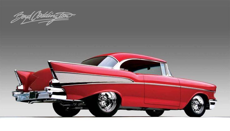 Boyd Coddington 1957 Chevy | Boyd Coddington®