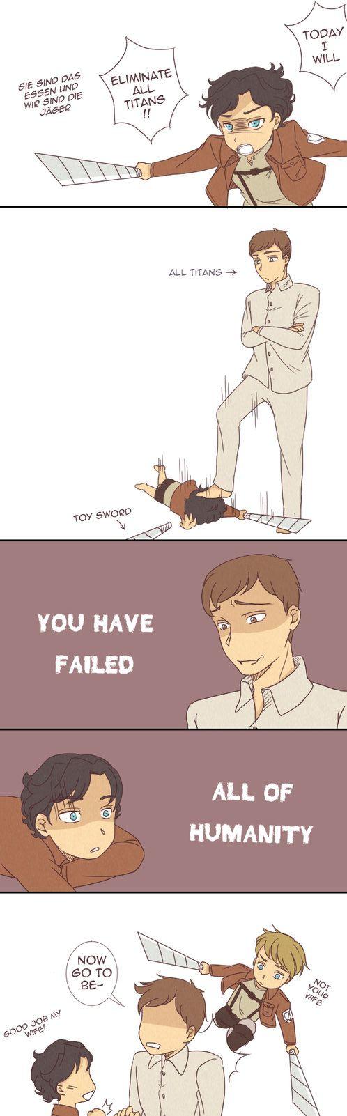 Attack On Mycroft by Voidance-kun