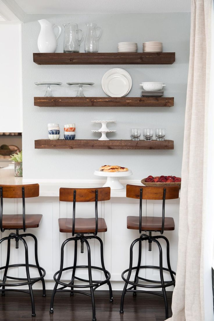 Fixer upper kitchen shelves - A Fixer Upper Dilemma Classic And Traditional Vs New And Modern Fixer Upper Shelvingfixer Upper Kitchen
