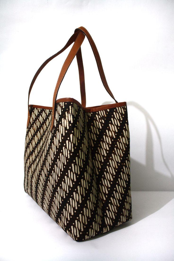 Utari Parang Batik Bag #djokdjabatik
