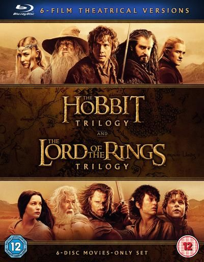 Middle Earth DVD Competition