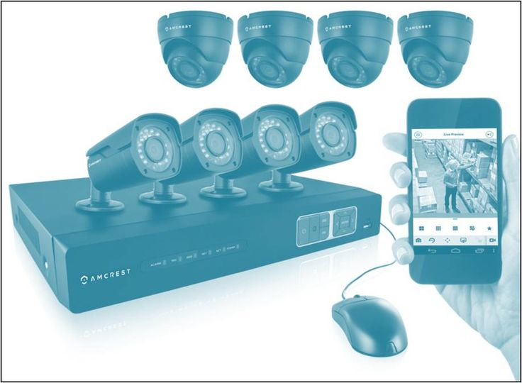 20 best wired vs wireless security images on Pinterest | Camera ...