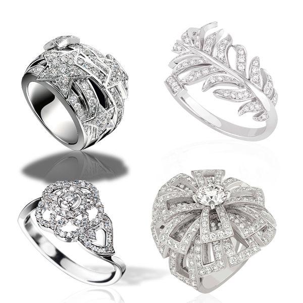 Chanel Rings for 2013......>>>>>>> http://jasmeetk.hubpages.com/hub/Chanel-Rings-for-2013