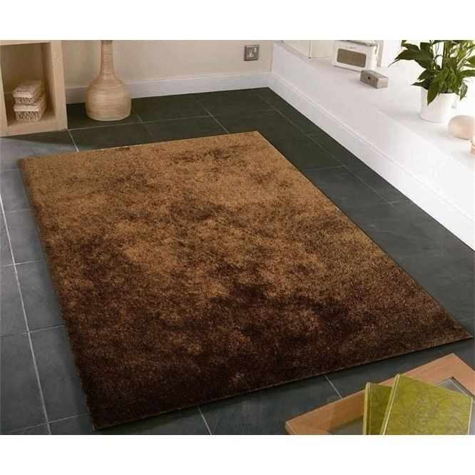 Shag Rug Hand Tufted Weaving, 1-inch Thickness -