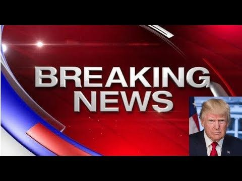 Breaking News Tonight , President Trump Latest News Today 8/4/2017 , Tru...