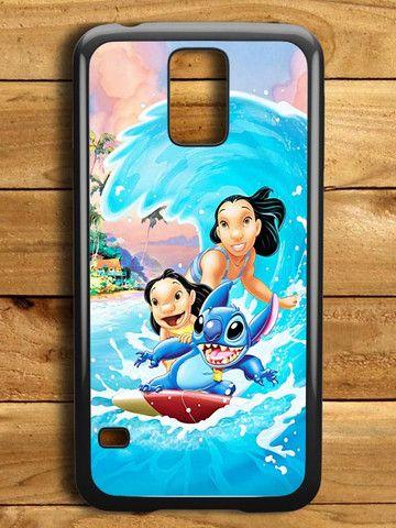 Lilo And Stitch Samsung Galaxy S5 Case