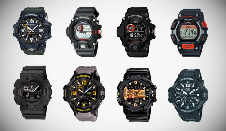 The Best G-Shock Watches For Every Occasion   #best #g-shock #watches #watch