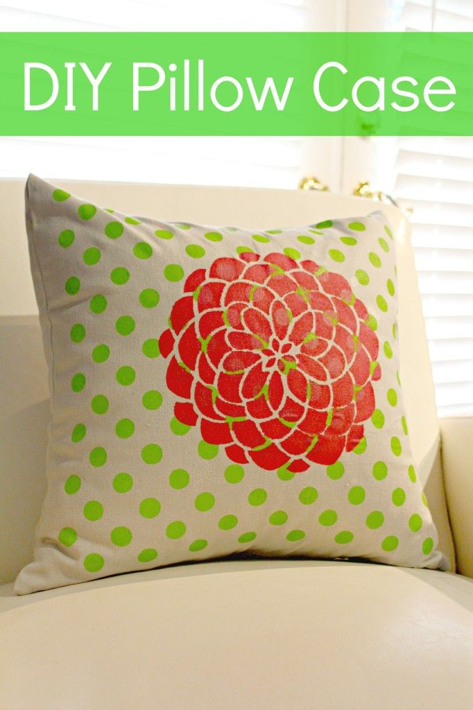 Diy Pillow Case Stencil: 156 best cushion cover ideas images on Pinterest   Cushions  Diy    ,
