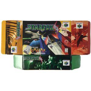 Star Fox 64 - Empty N64 Box