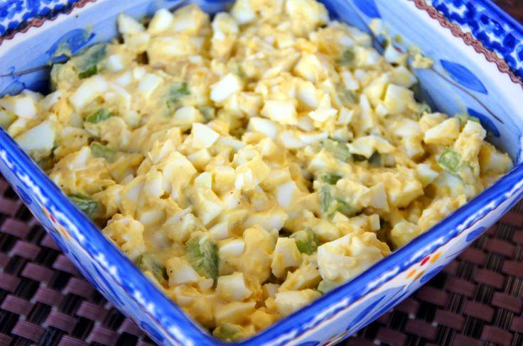 Little Bit of Everything: Easter Eggs to Egg Salad