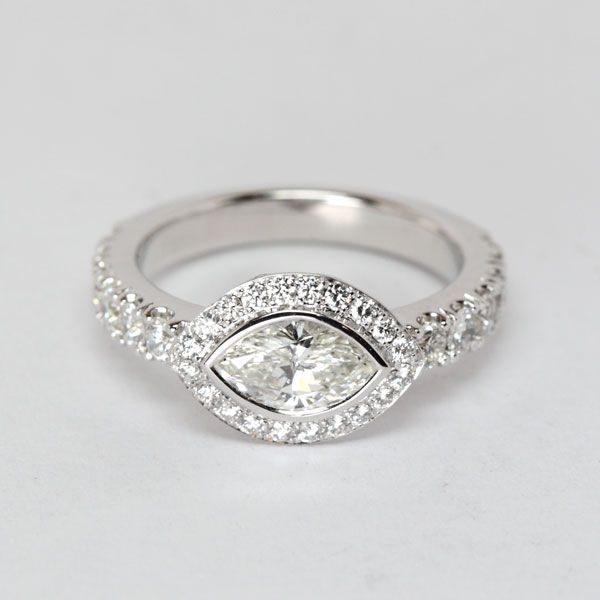 Marquise Ring Bands: 17 Best Ideas About Marquise Engagement Rings On Pinterest