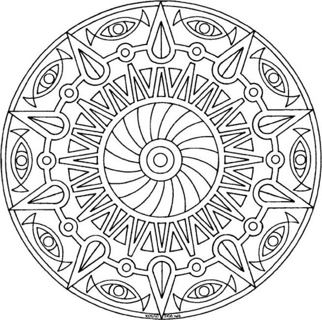 cool designs to color download coloring pages designs at 654 x 649 resolution