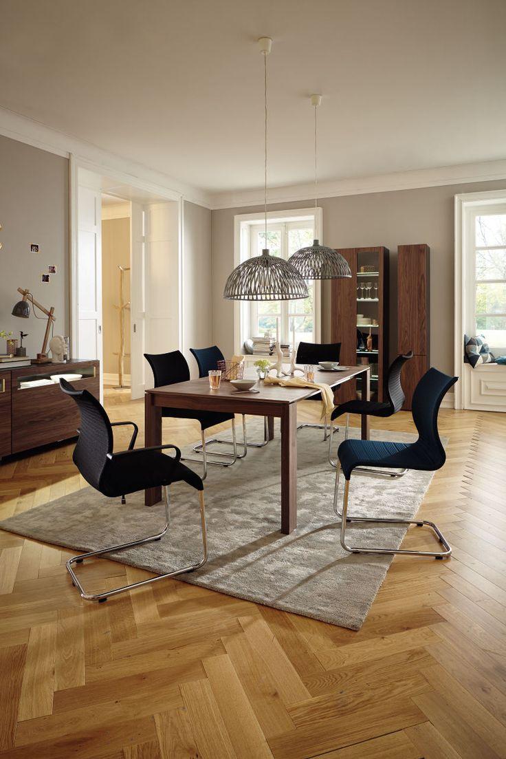 #darkblue #pattern #diningroom #chairs #now!byhuelsta #hulsta