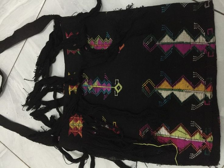 Original Indonesia Ikat Handwoven Bag Ethnic | eBay
