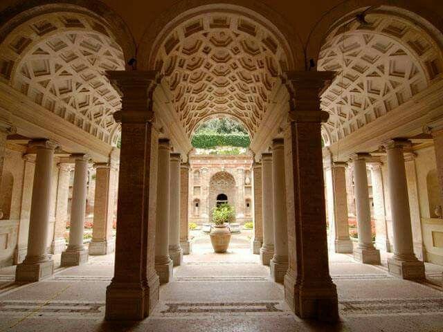 Villa Imperiale a Pesaro
