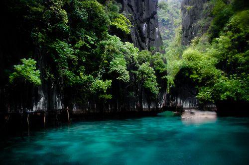 Twin Lagoon, Coron, Palawan, Philippines