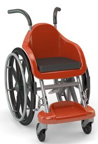 wheelchairs of hope- low cost kids chairs