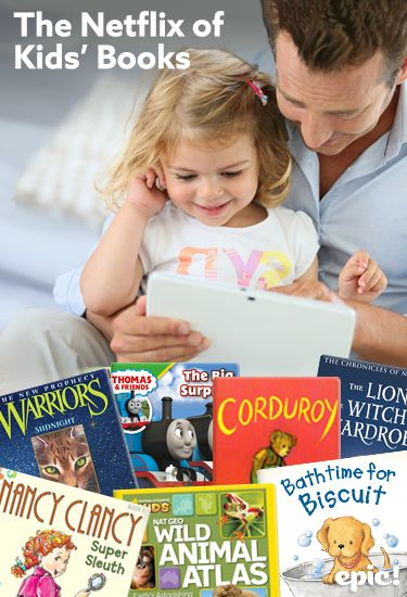 Instantly access 15,000 high-quality ebooks for Kids 12 and under.  Perfect for Back-to-School!  Read Free for 30 days!