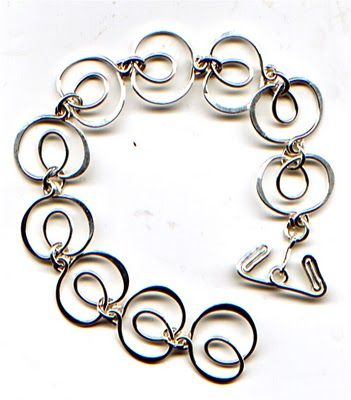 how to make a metal bracelet smaller