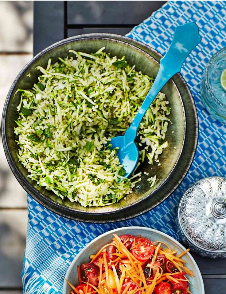 33 best courgetti and courgette recipes images on pinterest courgette and bulgur salad forumfinder Gallery