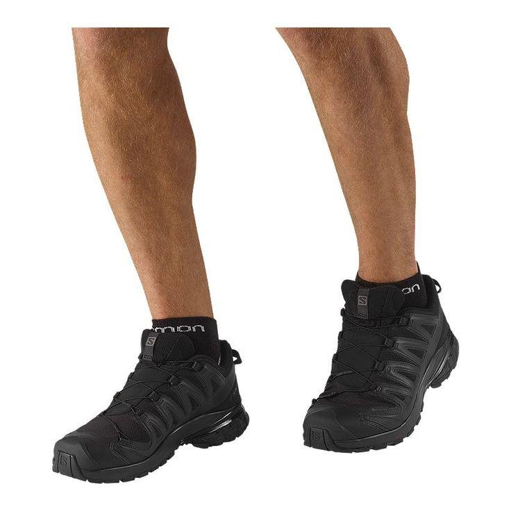 Salomon Men S Xa Pro 3d V8 Gore Tex Running Shoes In 2020 Gore Tex Running Shoes Running Shoes Gore Tex