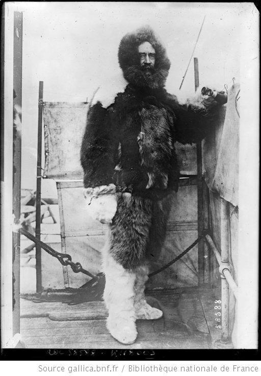 L'amiral [Robert] Peary, explorateur [décédé le 20 février 1920] : [photographie de presse] / [Agence Rol] - 1