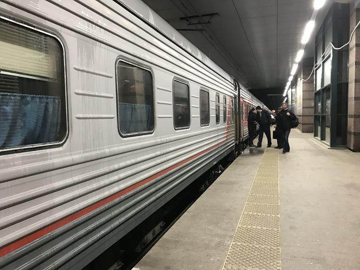 Спб-Петрозаводск -ночной поезд плацкарт