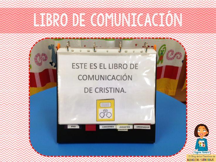 EL BLOG DE L@S MAESTR@S DE AUDICION Y LENGUAJE: CÓMO INICIAR UN LIBRO DE COMUNICACIÓN