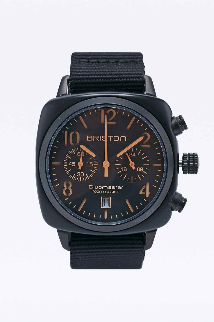 THE BEST DESIGN & FASHION XMAS GIFTS FOR HIM. a great watch!