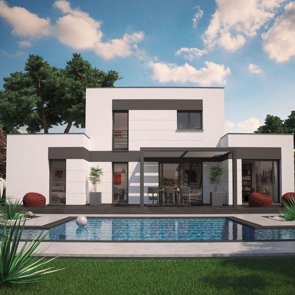 mod le de maison oreka retrouvez tous les types de maison vendre en france sur faire. Black Bedroom Furniture Sets. Home Design Ideas