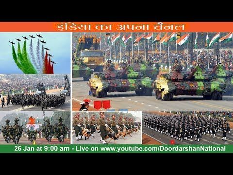 Republic Day Parade : Live – ANYTHING BUZZES