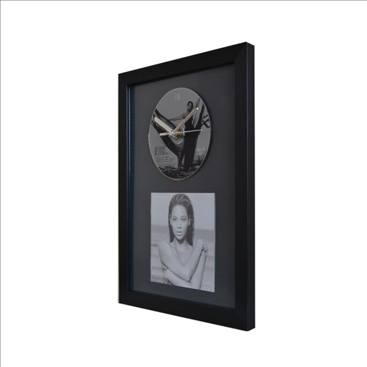 Beyonce-I Am Sasha Fierce-Framed CD Clock