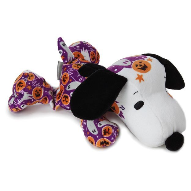 Peanuts® Halloween Floppy Snoopy Stuffed Animal