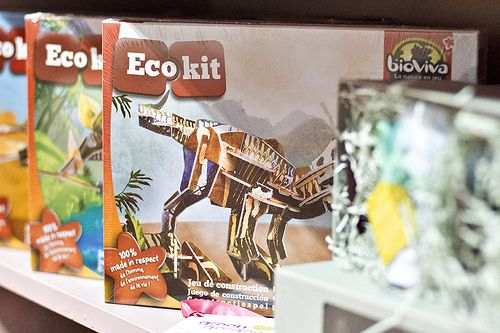 Eco kit 3 D games