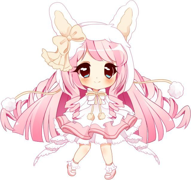 Anime Girl Chibi: 12 Best Vocaloid-Luka Images On Pinterest