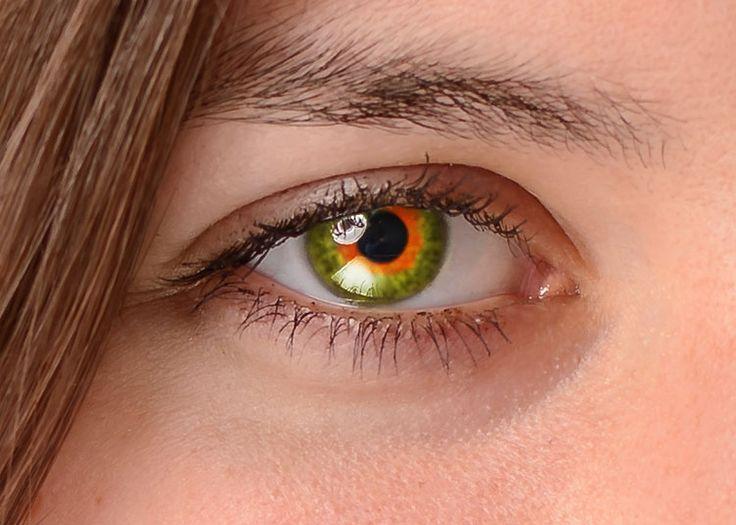 Картинки для изменения цвета глаз