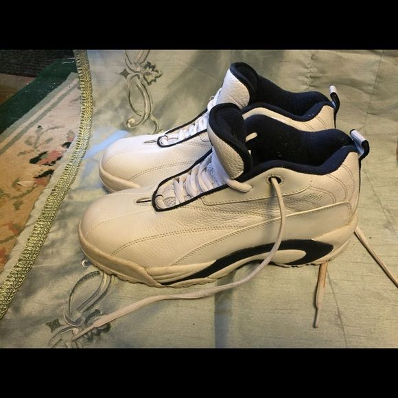 Steel toed tennis shoes size 8 These are new little worn in great shape Iron age Shoes Sneakers