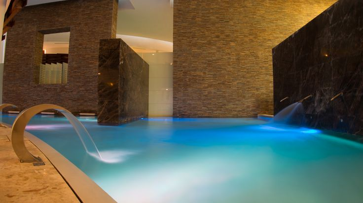 Dejate consentir en el revolucionario circuito de hidroterapia de nuestro Grand Velas Riviera Maya Spa http://rivieramaya.grandvelas.com.mx/spa